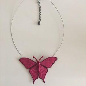 Jewelry - Vintage Mariah Carey style Butterfly 🦋 Choker